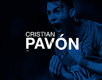 Cristian Pavón | Marketing Personal