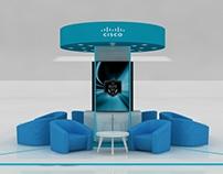 Propuesta stand Cisco 2017 / Momentum