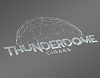 Thunderdome Cigars // Branding Development