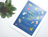 Christmas e-Card Design