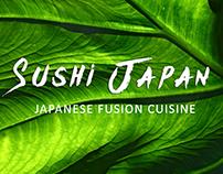 BRANDING Sushi Japan