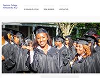 Spelman College Scholarship Website