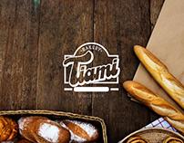 Tiami Bakery │Brand Identity