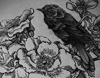 Tattoo Design: Linework/DotWork pt. 1