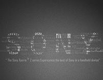 Typography design in photoshop