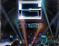 City Hunter / Album Cover Artwork