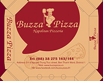Buzza Pizza - Hộp Pizza - 2014