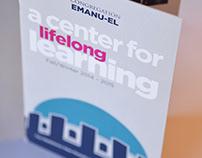 Congregation Emanu-El Adult Learning Brochure