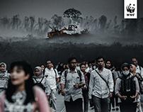 WWF Italia visual report Pandemia