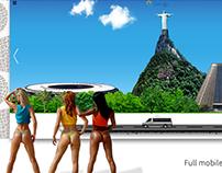 Latin Rio Web Site by Athenna