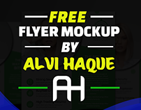 Free Flyer Mockup | Download Now
