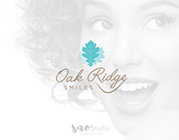Logo design purpose for Oak Ridge