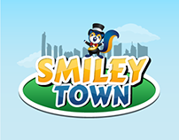 POSB Smiley Town Mobile Game