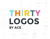 Thirty Logos Challenge Logofolio