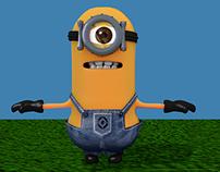3D Minion