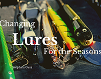 Changing Lures for the Seasons