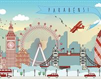 Painel Londres