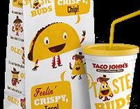 Taco John's - The Taste Buds