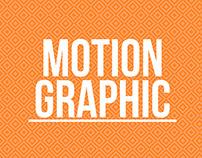 Motion Graphic// Festa della Pizza