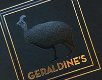 GERALDINE'S | Hotel Van Zandt Austin