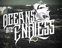 'Oceans are Endless' logo design