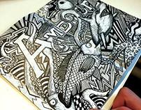 Ogami Stone Sketchbook