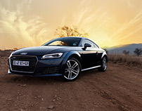 2015 Audi TT | South Africa