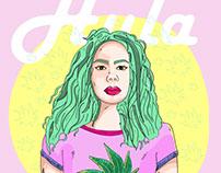 Hula - THE INTERNET-