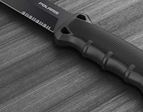 Polaris Tactical Knife