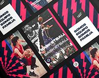 CLUB BASKETBALL - Rebranding Concept