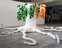 The Tree Of Life- Installation Work