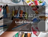 Water Art by K