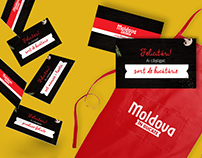 Moldova In Bucate: Full Range of Materials