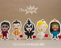 Taraan - Colección estrellas POP
