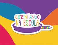 Cozinhando na Escola | Adri Vicente