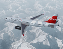 Nordwind Airlines Rebrand