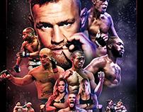 MMA Star Wars Poster
