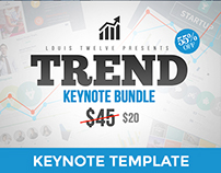 Trend Keynote Presentation Bundle
