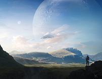 Planet Concept