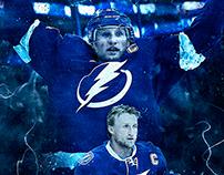 Steven Stamkos | Tampa Bay Lightning | Poster Design