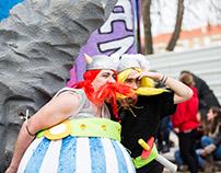 Grupos de Folia - Carnaval Estarreja 2017
