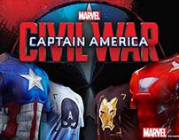 Under Armour x Marvel