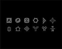 Symbols 19/20