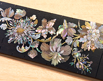 2007 Traditional Floral Inlay