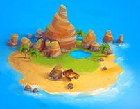 #09 (Ps) Island