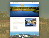 The OASIS Landing Page