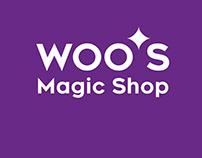 WOO'S 巫師的店