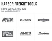 HFT - BRAND LOGOS // 2014-2018