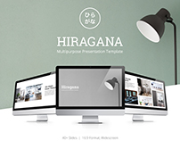 Harigana Multipurpose Powerpoint Template