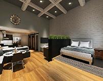 Advanced Visuals- Studio Apartment FL17